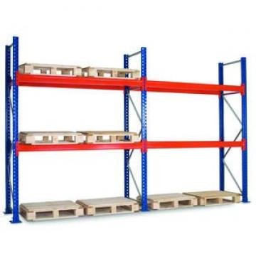 High density warehouse storage double deep pallet rack heavy duty storage double deep racking system