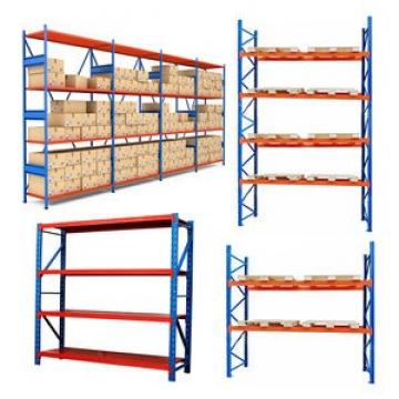 Supermarket Store Household Four Tiered Rolling Iron Wire Display Rack Display Shelving Basket Storaging Shelf