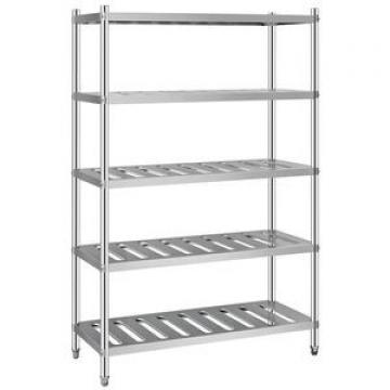 Customized Boltless Rack Rivet Shelving Type metal storage racks