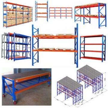 Cheap supermarket equipment heavy duty metal display shelving