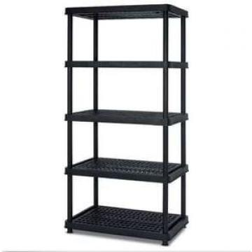 Hydroponic intelligent vertical farming home growing system Mobile Storage Metal Wire Shelving for Veg growing