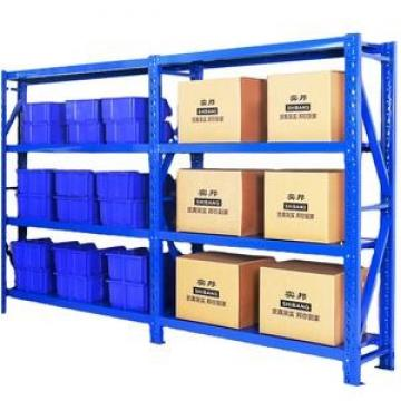 Warehouse Storage Rack Merchandise Boltless Longspan Shelving Metal Display Racks For Optimizing Space