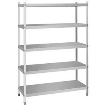 quick knock-down structure high quality stainless steel shelving kitchen spices dish towel storage rack shelves