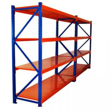 Powder Coated Good Capacity Warehouse Shelving Units