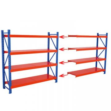 Powder Coating Longspan Industrial Shelving Systems