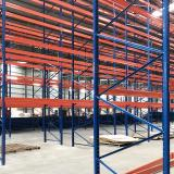 Automated Storage & Retrieval System for Warehouse (AS/RS rack system)